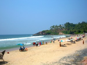 Kovalam Beach Places to Visit in Trivandrum