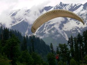Kullu Manali Paragliding Things to do in Kullu Manali