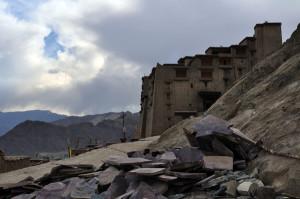 Leh Palace Travel to Leh India