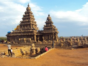Mahabalipuram Temple Mahabalipuram temple