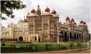 Mysore Palace Places to visit in Mysore