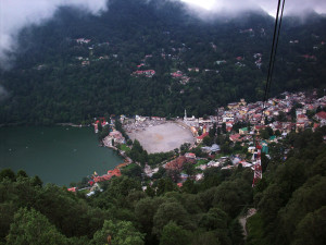 Nainital Tourism in Lake District of India - Nainital