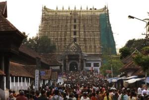 Padmanabhaswamy Temple Padmanabhaswamy Temple, Trivandrum, Kerala