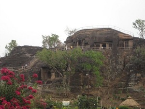 Pandav Caves pachmarhi Pachmarhi Hill Station - Pachmarhi sightseeing