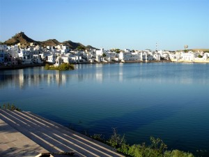 Pushkar Lake Sirmaur travel guide