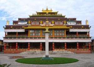 Ralang monastery Namchi travel guide