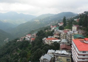 Shimla hills Honeymoon Destinations in India