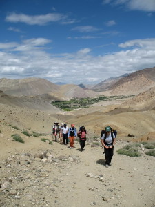Trekking in ladakh Fun Things to do in Ladakh