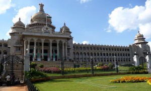 Vidhana Soudha Bangalore travel guide - Tourist places in Bangalore