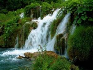 cherrapoonji falls Meghalaya Tourist Places