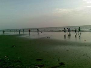 dumas beache surat Dumas beach Gujarat - a haunted place
