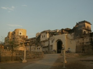 mandawa fort Mandawa travel guide