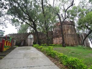 morni fort Morni hills and Tikkar taal