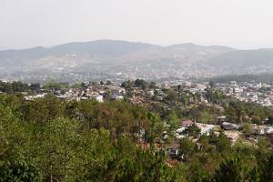 shillong city view Shillong hill station - Shillong travel guide