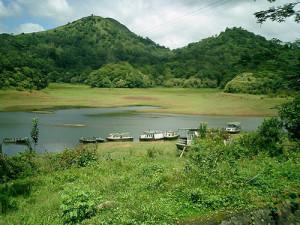 thekkady periyar lake thekkady hill station - kerala