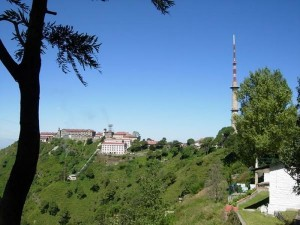 tv tower view from monkey point kasauli Kasauli Hill Station - Places to visit in Kasauli