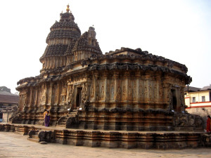 vidyashankara temple sringeri Remembering Sringeri
