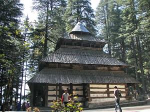Hadimba Devi Temple, Manali