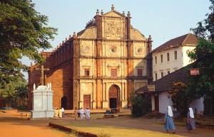 architecture in Goa