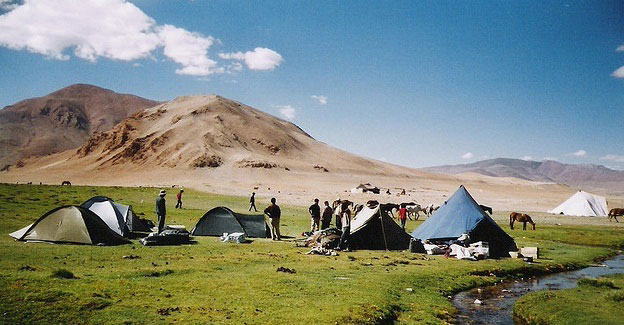 camping ladakh 25 Best Camping Places in India