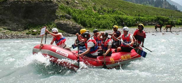 rafting-holidays