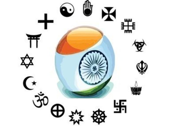 different-religions-in-India