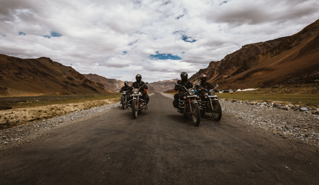 spiti valley motorcycle tour