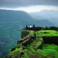 Rajmachi Fort in Lonavala and Khandala Kandoi sid wikimedia 0 The Most Enchanting List of Hill Stations near Mumbai for a Break