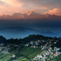 The queen of hills Darjeeling Arguably the best honeymoon places in India in January