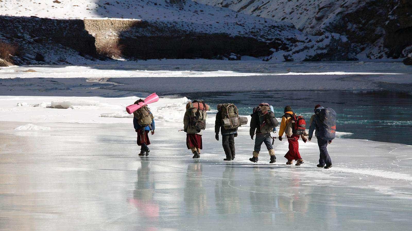 Zanskari-locals-Chadar-Trek