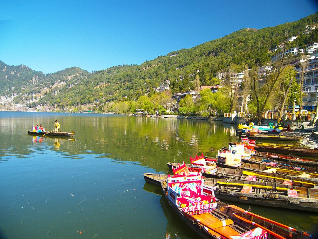 nainital 10 top hill stations in India which you cannot give a miss