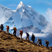 trekking 1 Experience the adrenaline rush at the 10 top adventure places in India