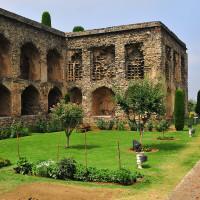 Pari Mahal kashmir A Stroll in the Gardens of Kashmir