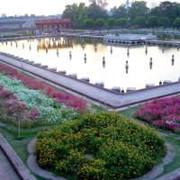Shalimar gardens A Stroll in the Gardens of Kashmir