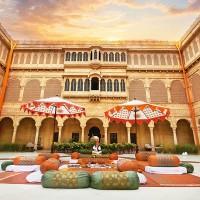 Suryagarh Courtyard808149 The Top 7 Offbeat Destinations in Rajasthan