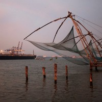 fort kochi chinese fishing nets It's all about tranquillity at famous beaches in Kerala India