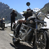himalayan ride 01 Adventure activities in India that will pump you up