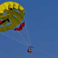 parasailing It's time for some fun with adventure tourism in South India