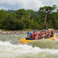rafting Adventure activities in India that will pump you up
