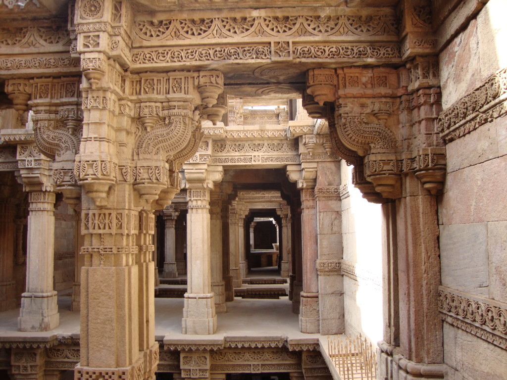 Adalaj_Step_Well_Floor