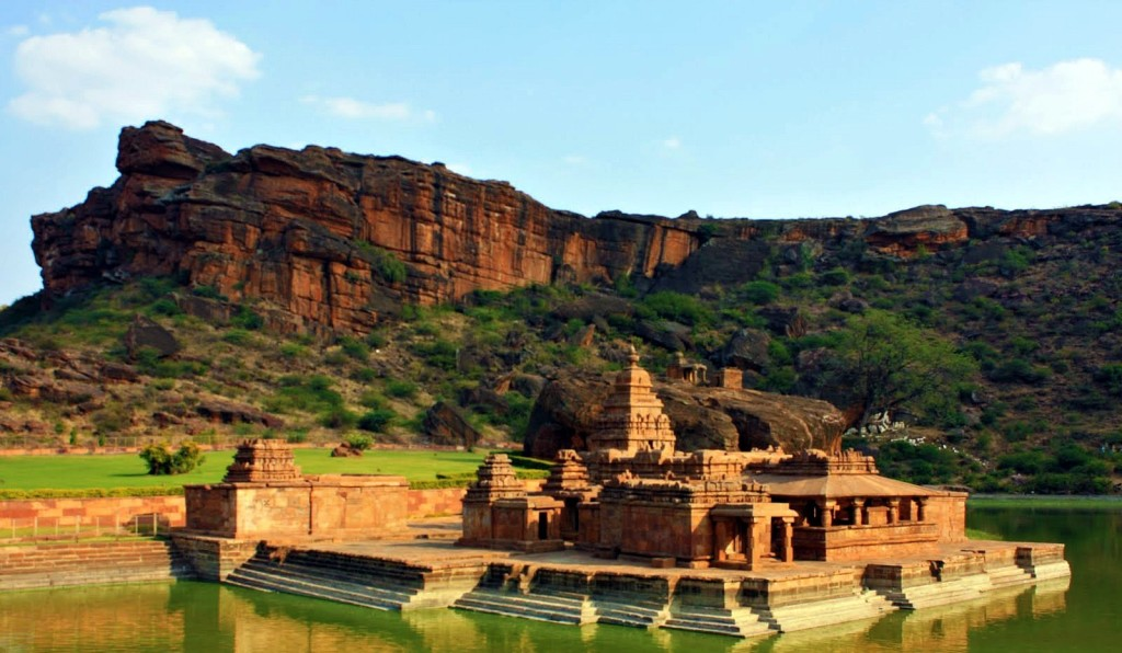 Bhutanatha_temple_in_Badami_Karnataka_India