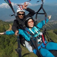 Paragliding at Solang 30 things do to after turning 30 in India