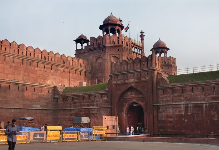 Red-Fort-in-delhi