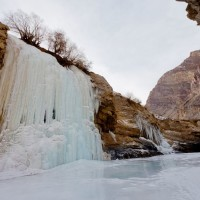 chada trek frozen waterfall 30 things do to after turning 30 in India