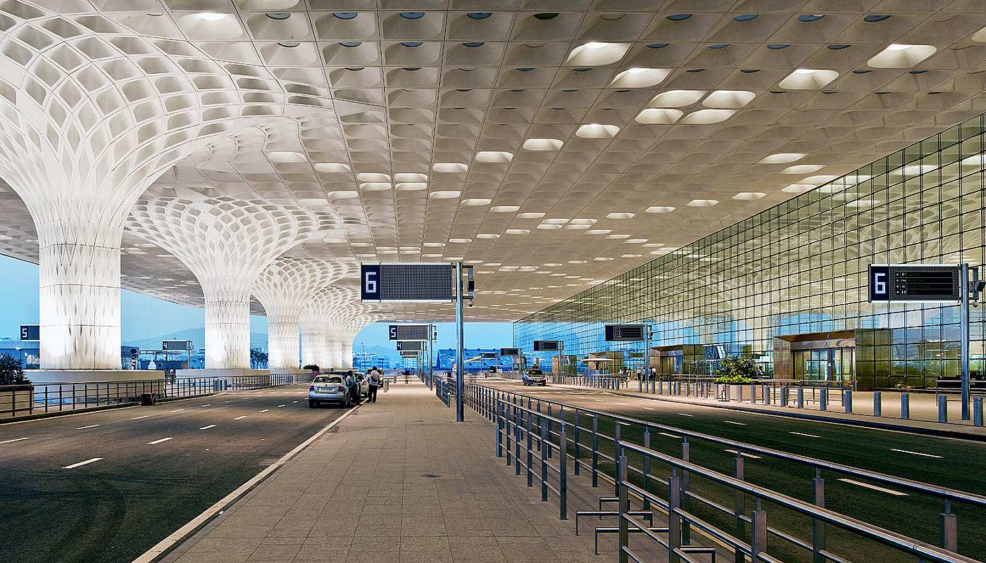The Top 6 Stunning Airports in India