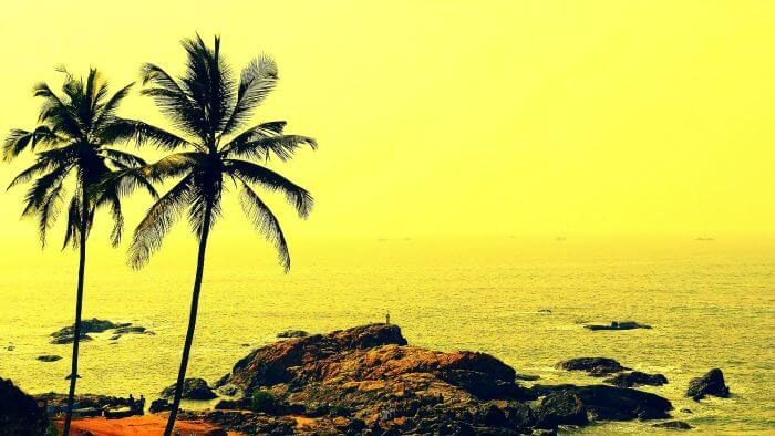 Goan-Beach