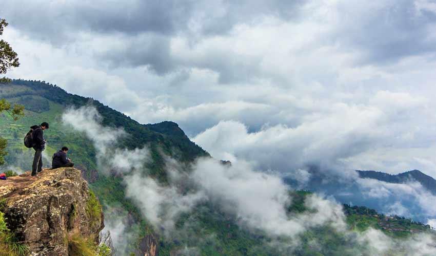Kodaikanal-Monsoons