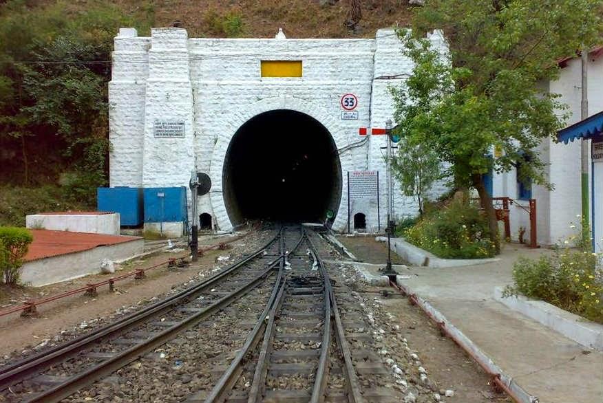 Tunnel No. 33-2