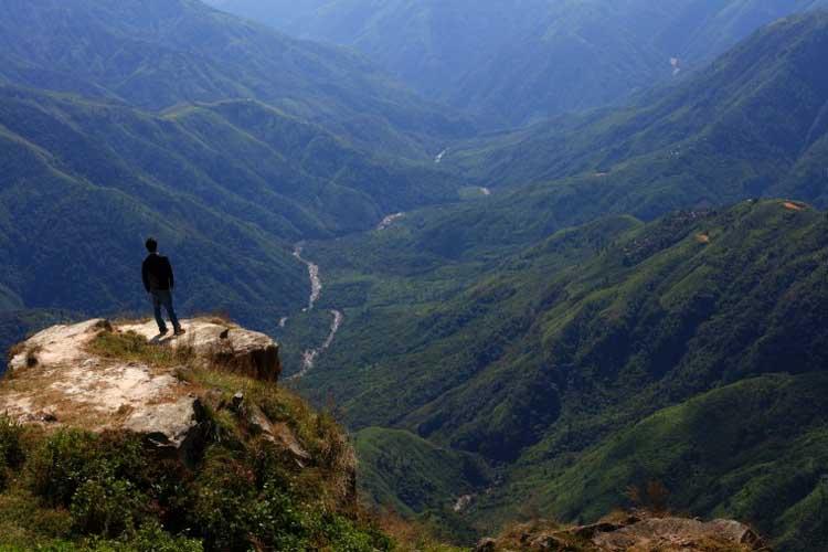 meghalya-valley