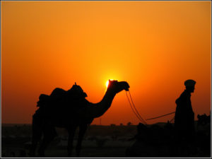 desert india Unexplored cultural heritage sites in India